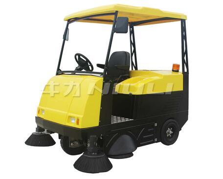 S20電動掃地車