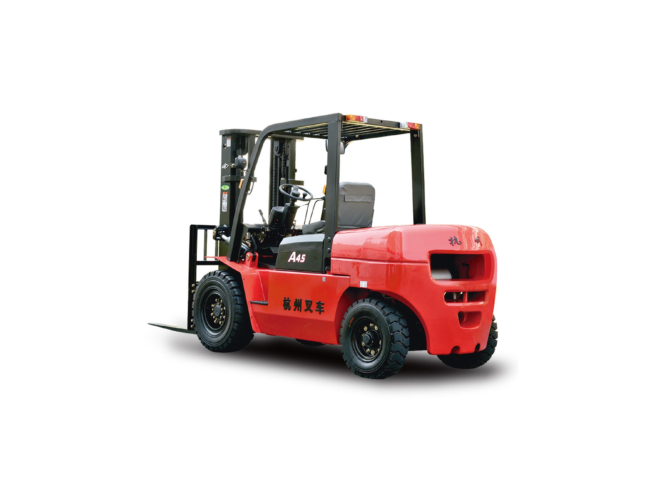 杭州內燃叉車4.5T
